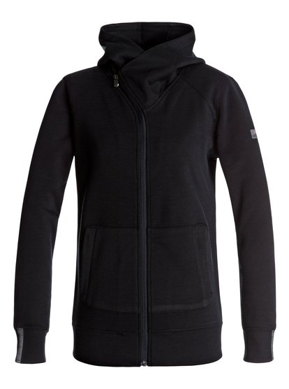 Wrap It Up - Zip-Up Hoodie  ERJFT03563