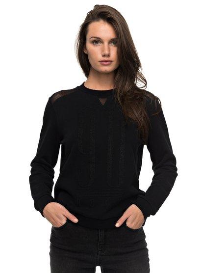 Ride Freely - Boxy Fit Sweatshirt  ERJFT03601