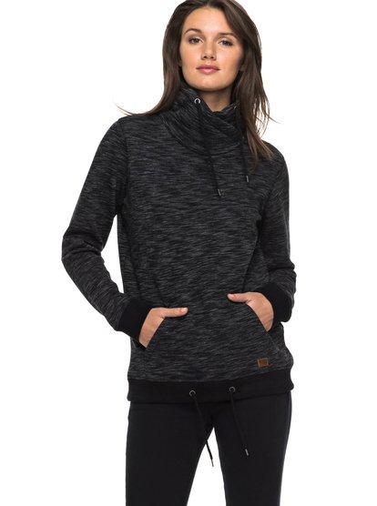 Sandy Dreams - Wrap Collar Sweatshirt  ERJFT03609