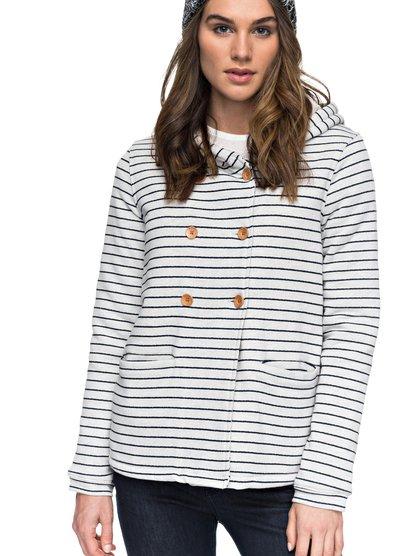 Miss The Boat - Hooded Jersey Jacket  ERJFT03645