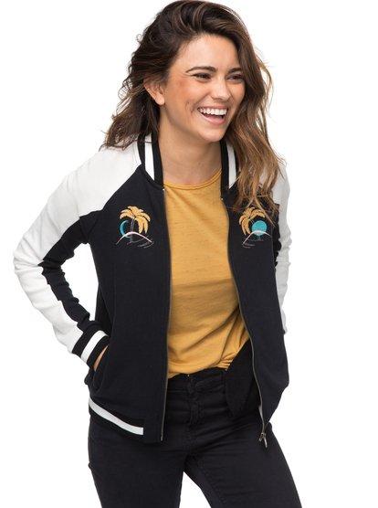 Perfect B - Bomber Jacket Sweatshirt  ERJFT03726