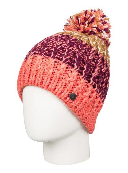 Polly Block - Bobble Hat  ERJHA03095