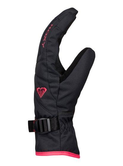 Сноубордические перчатки Roxy Jetty Solid