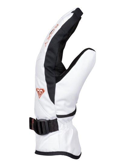 Сноубордические перчатки Roxy Jetty Solid&amp;nbsp;<br>