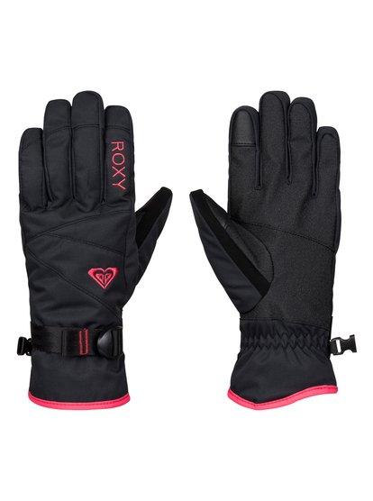 ROXY Jetty Solid - Snow Gloves  ERJHN03042