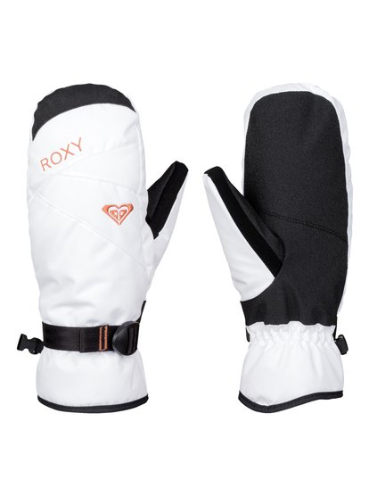 ROXY Jetty Solid - Snow Mittens  ERJHN03043