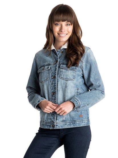 Джинсовая куртка Sandy Roxy