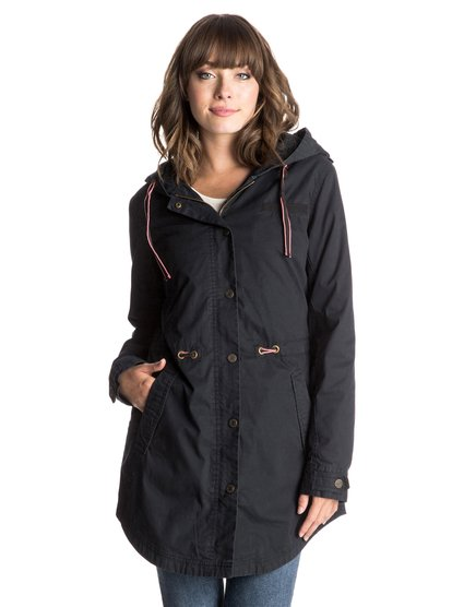 ������-����� Over The Horizon Roxy Over The Horizon Parka Jacket