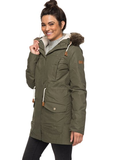 Amy - Waterproof Parka Jacket  ERJJK03184