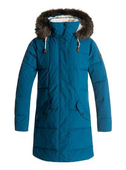 Ellie 5K - Waterproof Longline Hooded Jacket  ERJJK03186