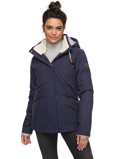 Nancy - Waterproof Hooded Insulator Jacket  ERJJK03187