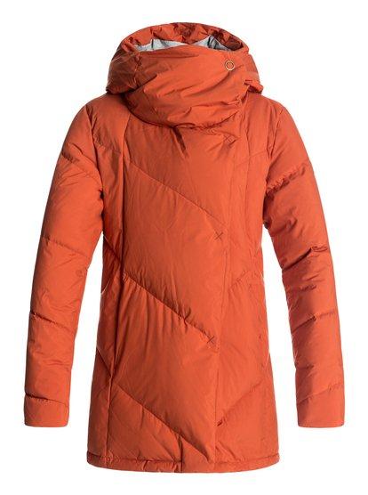 Abbie - Waterproof Hooded Insulator Jacket  ERJJK03189