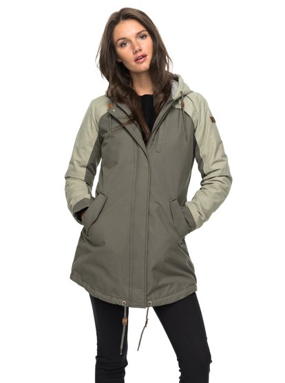 Moonlight Dance 3K - Waterproof Longline Parka  ERJJK03193