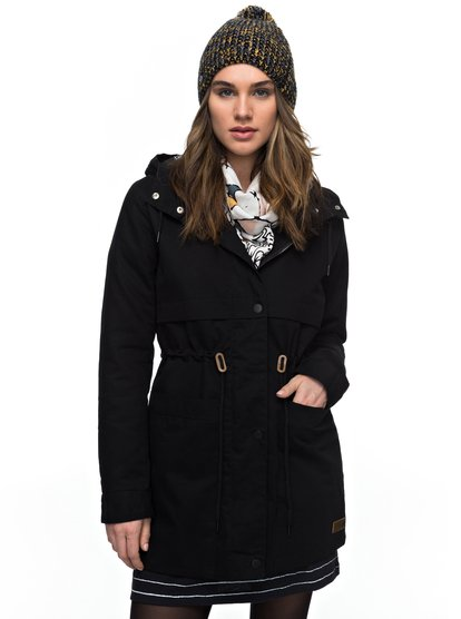 Sea Dance - Water Repellent Parka  ERJJK03199