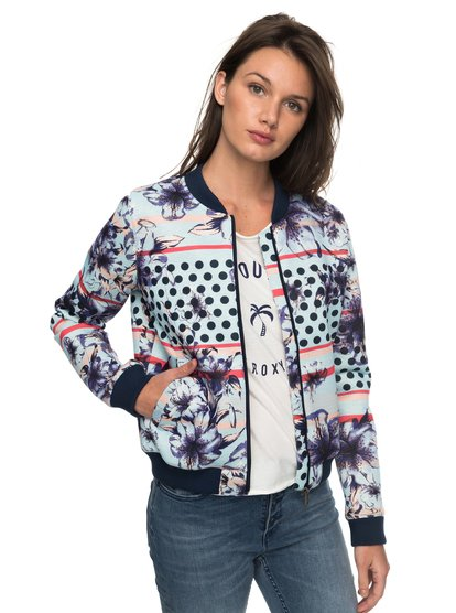 Rock'N Smile - Bomber Jacket  ERJJK03218