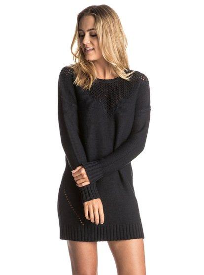 Lonely Sea - Sweater Dress  ERJKD03074