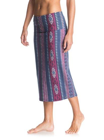 Узкая юбка миди Wind Chimes&amp;nbsp;<br>