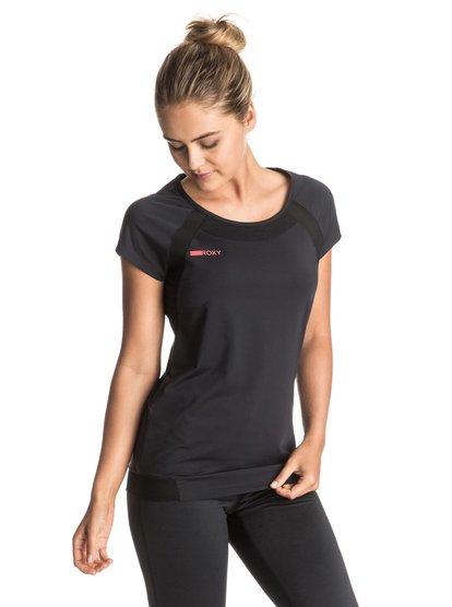 Risingrun - Cap Sleeve Workout Top  ERJKT03127