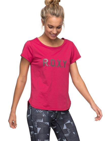 Shiny Way - Technical T-Shirt  ERJKT03297