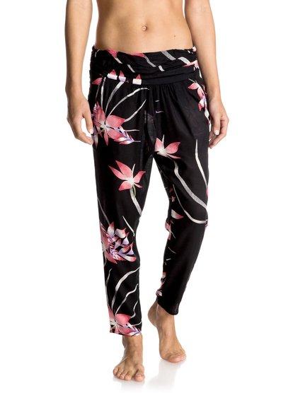 Ultra Violet Printed - Beach Pants  ERJNP03093