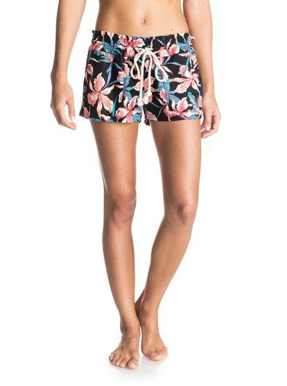 Oceanside Printed - Beach Shorts  ERJNS03010