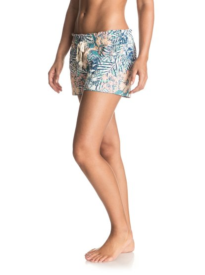 Льняные шорты Oceanside Printed
