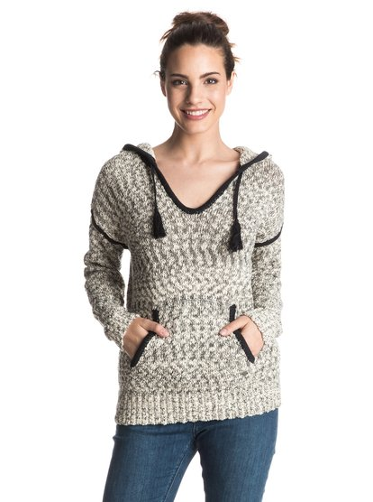 Dances With Waves - Hooded Sweater  ERJSW03127