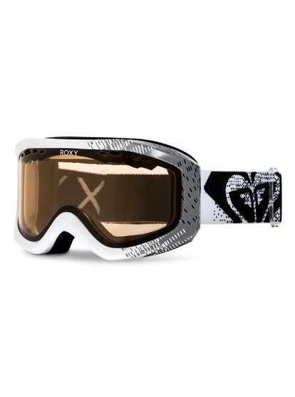 Sunset Bad Weather - Masque de snowboard/ski pour Femme - Blanc - Roxy
