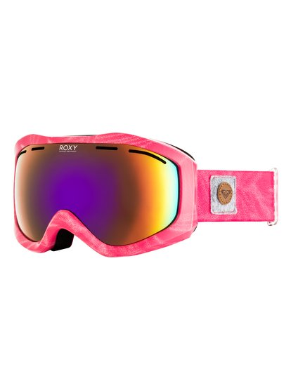 Sunset Art Series - Masque de ski/snowboard pour Femme - Rose - Roxy