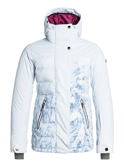 Torah Bright Crystalized -  Snowboard Jacket with Biotherm  ERJTJ03030
