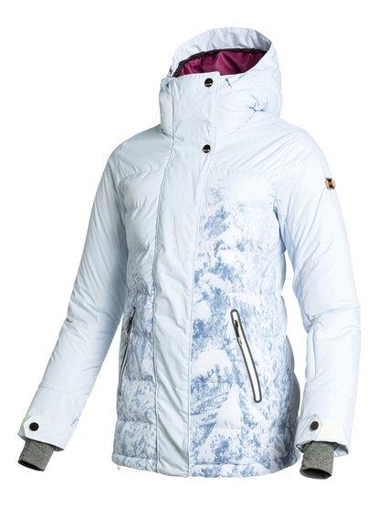 Сноубордическая куртка Torah Bright Crystalized Roxy