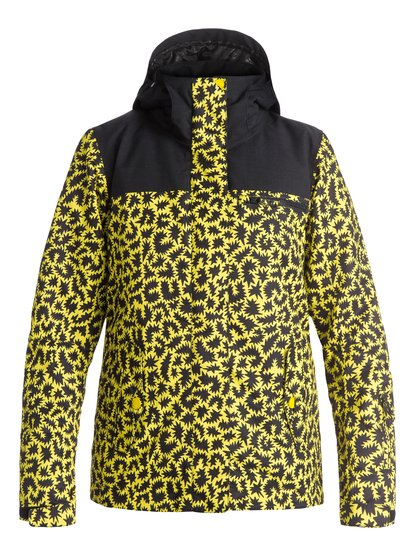ROXY Jetty Block - Snow Jacket  ERJTJ03054