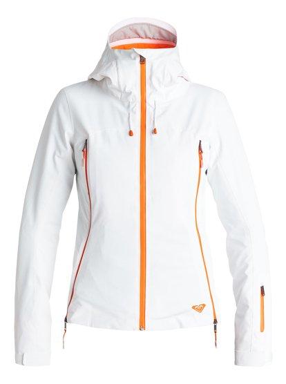 ROXY & Courrèges - Snow Jacket  ERJTJ03070