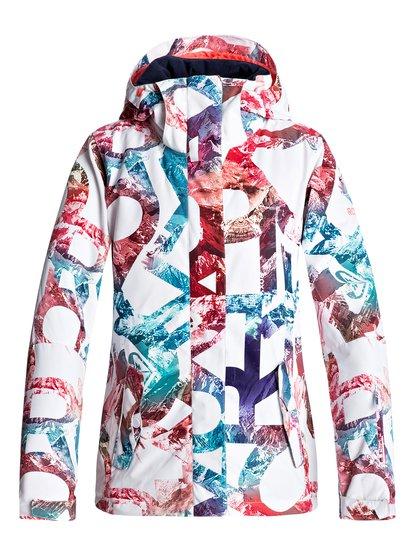 ROXY Jetty - Snow Jacket  ERJTJ03125
