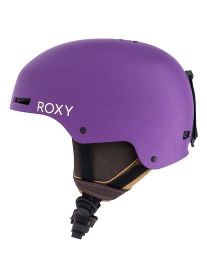 MuseЖенский сноубордический шлем Muse из сноубордической коллекции Roxy. ХАРАКТЕРИСТИКИ: амортизирующий наполнитель из пены EPS, вентиляция сверху и спереди и каналы из EPS внутри шлема для лучшего воздухообмена, мягкая и уютная флисовая подкладка, мягкие и съемные ушные накладки. СОСТАВ: 100% пластик.<br>