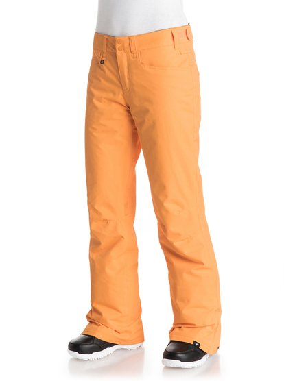 Сноубордические штаны BackyardThe Backyard snow pants for women have been cut with an easy-to-wear regular fit that allows space to move and is complemented by Warmflight® level 2 insulation for low-bulk warmth. Lightweight, breathable taffeta is soft on the inside while critically-taped seams offer extra protection in the most exposed areas.<br>
