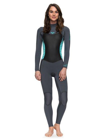3/2mm Syncro Series - Combinaison de surf intégrale pour Femme - Bleu - Roxy