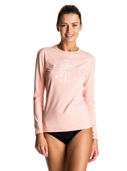 Palms Away - Long Sleeve T-shirt Rash Vest  ERJWR03133
