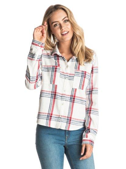 Рубашка с длинным рукавом Plaid Party