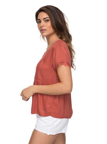Блузка с коротким рукавом In The Morning