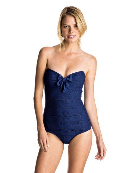 Drop Diamond - One-Piece Swimsuit  ERJX103058