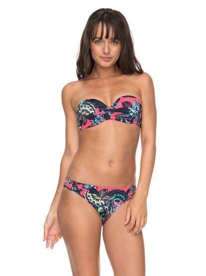 Salty ROXY - Moulded Bandeau Bikini Set  ERJX203267