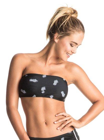 Summer Pacific - Bandeau Bikini Top  ERJX303353