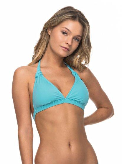 ROXY Essentials - Halter Bikini Top  ERJX303615