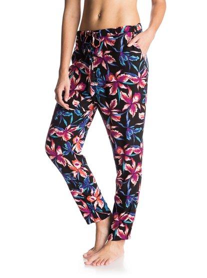 Женские свободные штаны Palm Trees от Roxy RU