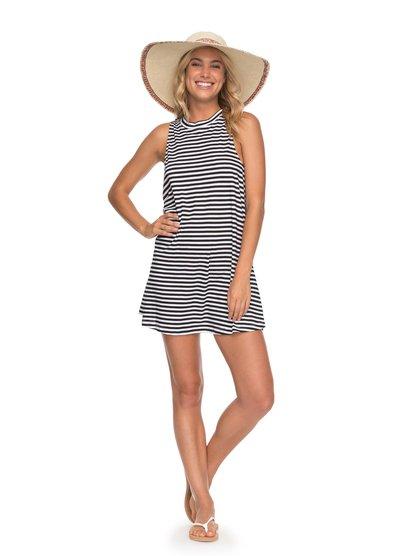 Платье-футболка без рукавов ROXY ShinyПляжная одежда<br>&amp;nbsp;<br>