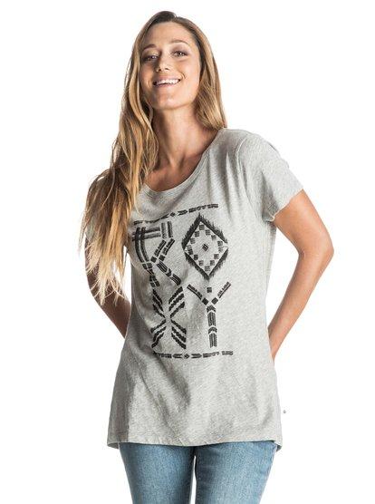 Crew ROXY Tribes - T-Shirt  ERJZT03522