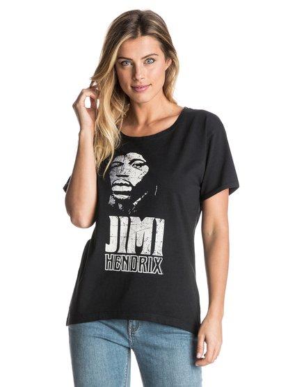 ROXY Band Collab Jimi - T-Shirt  ERJZT03745