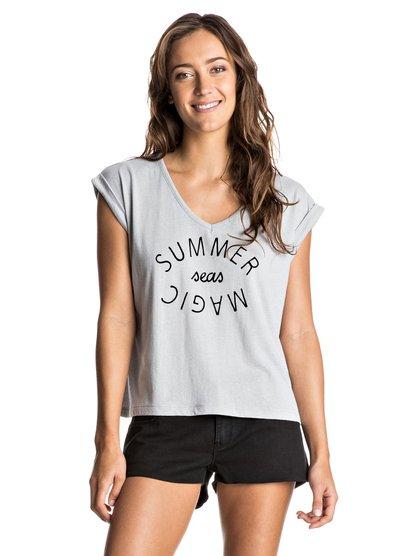 Guerrero Locals Dreamer - Cuffed Sleeve T-Shirt  ERJZT03830