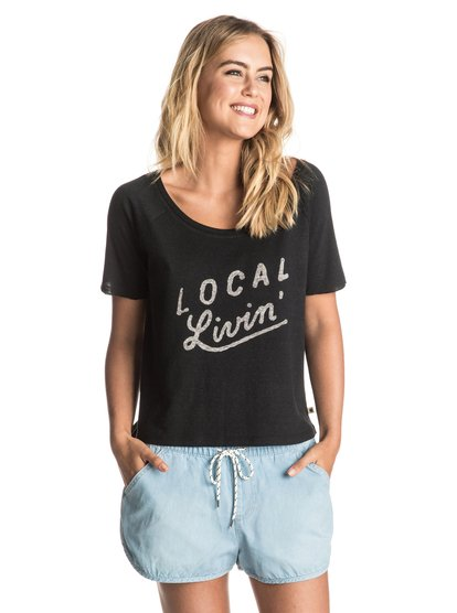 Fashion Friend Local Livin - T-Shirt  ERJZT03861